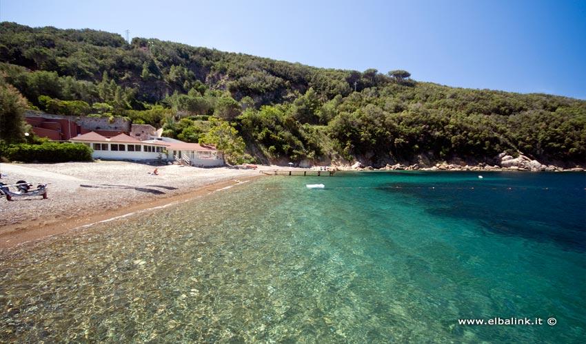 Spiaggia di Bagnaia, Elba