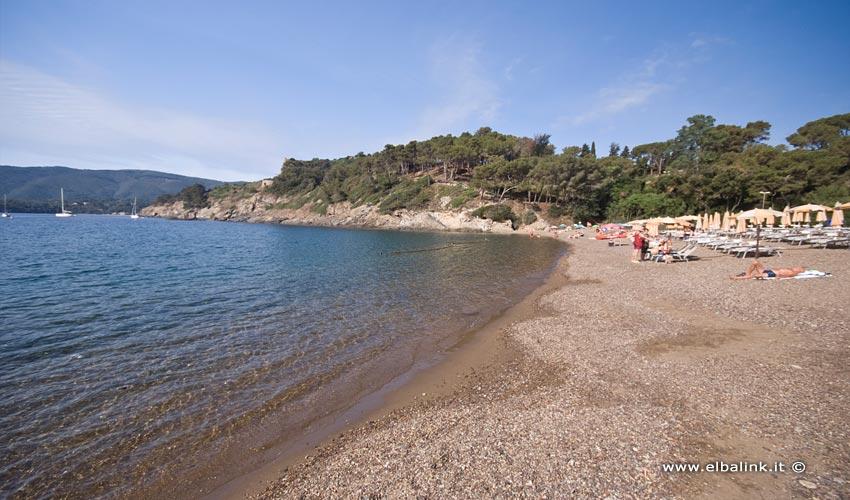 Spiaggia di Barbarossa, Elba