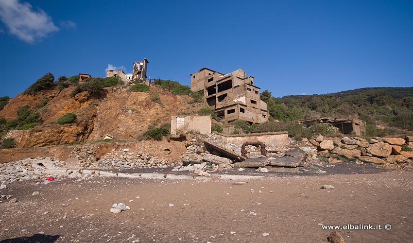 Spiaggia di Cala Seregola, Elba