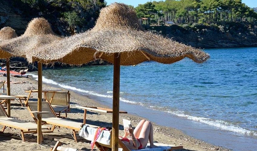 Spiaggia di Calanova, Elba