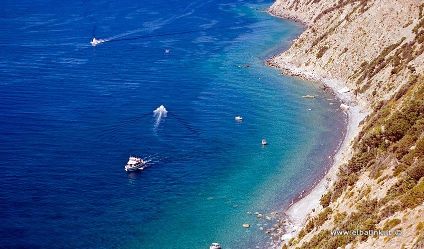 Spiaggia di Campo Lo Feno, Elba