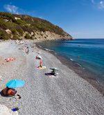 Spiaggia di Colle Palombaia, Elba