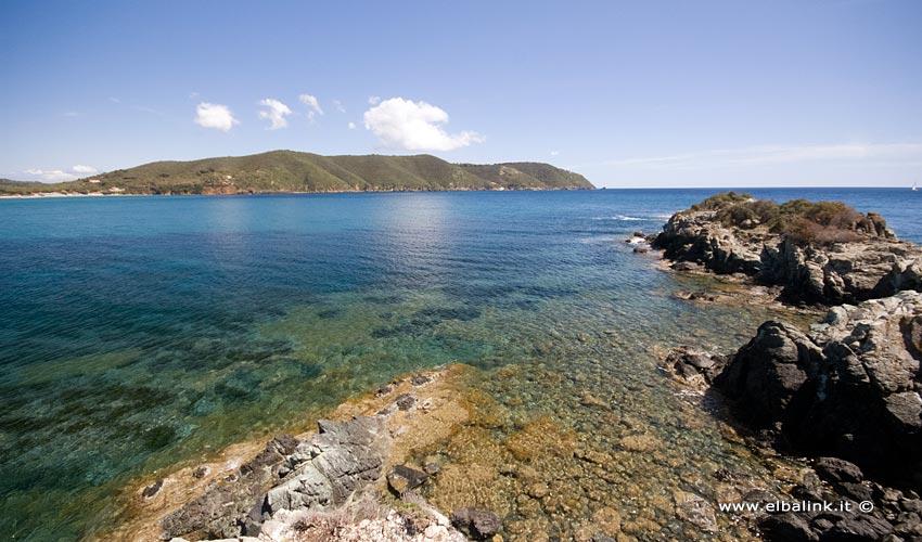 Spiaggia di Laconella, Elba