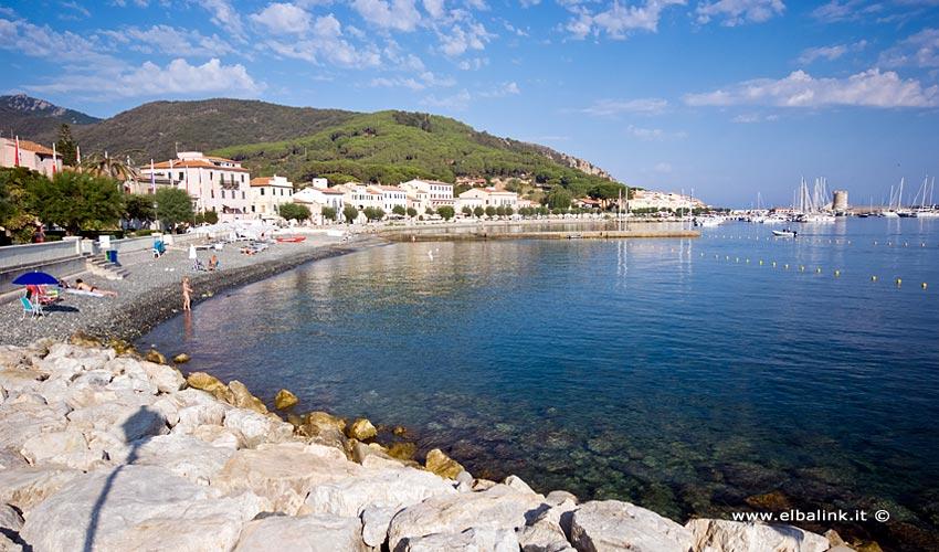 Spiaggia di Marciana Marina, Elba