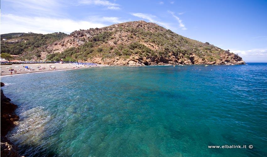 Spiaggia di Ortano, Elba