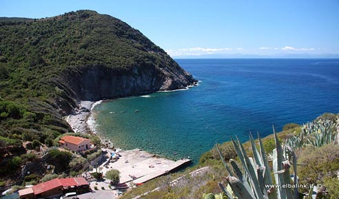 Spiaggia di Patresi, Elba