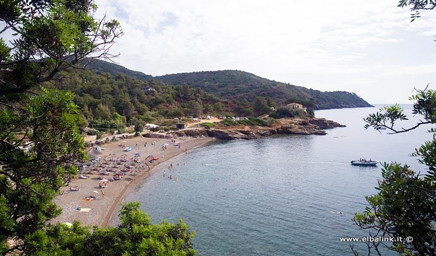Spiaggia di Reale, Elba