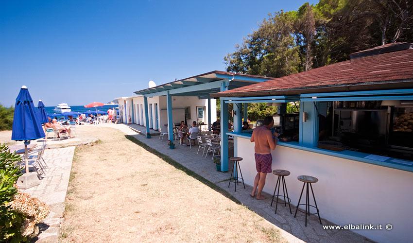 Spiaggia di Redinoce, Elba