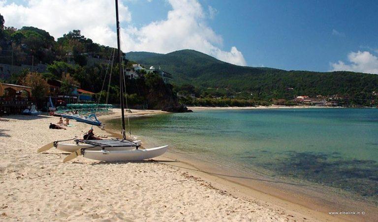 Spiaggia di Scaglieri, Elba