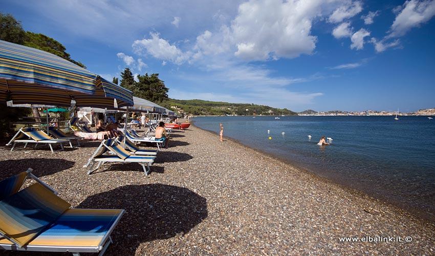 Spiaggia di Schiopparello, Elba