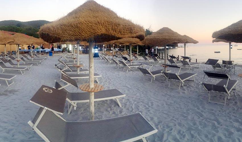 Tortuga Beach Club, Elba