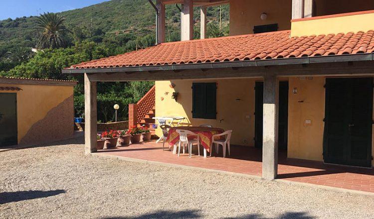 Villa Elisa, Elba